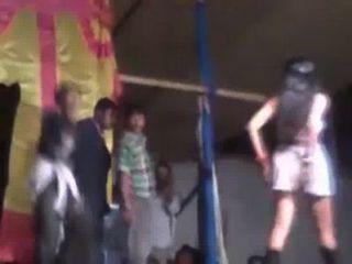 Bhojpuri Nude Stage Show