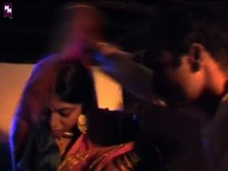 Hot Indian First Night Scene