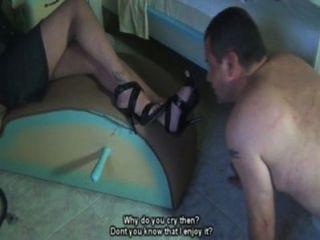 Kalinda whipping