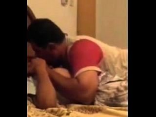 Indian Couple Making Out And Having Fun