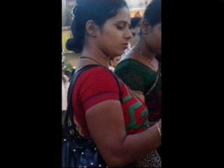 Cum Tribute To Hot Desi Aunties - Bangalore