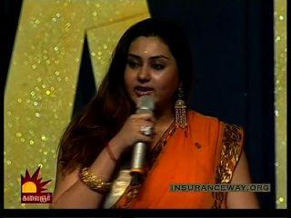 Voluptuous Namitha In Saree