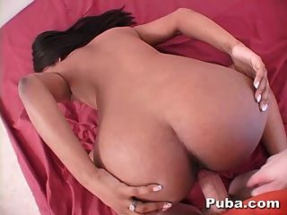 Indian Girl Loves Big White Dick And Swallows