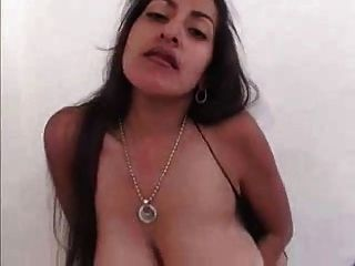 Indian Big Tits Fucked And Facial