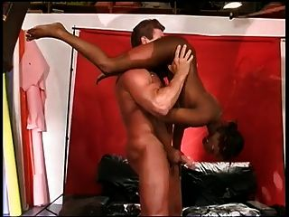 India In A Sexy Hardcore Interracial Scene