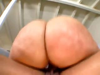 bbw black girl with a big ass fucked