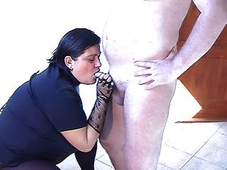 Indian Bbw In Pantyhose Bj Nylon & Heels Spunk