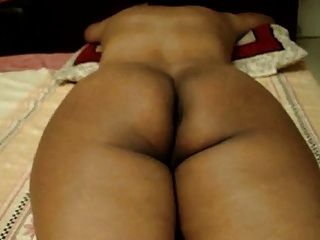 Indian Wife Gets Her Ass, Tits And Pussy Massage