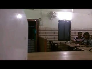 Indian Bf Pressing Sucking Gf Boobs Restaurant