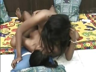 Sweet Desi Lesbian Play