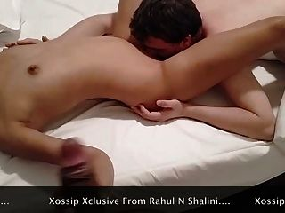 Indian Couple Cuckolding  With White Man