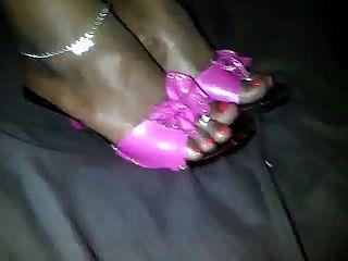 Indian Bbw Dirty Stinky Feet