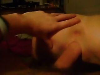 Taking It Deep In Her Ass