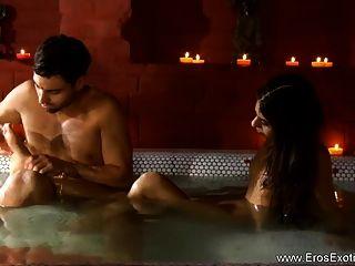 Pussy Massage Plus Sex
