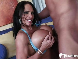 MILF with big tits gets her cunt slammed